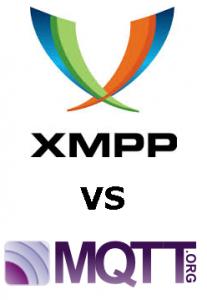 XMPP vs MQTT-SN